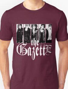 The Gazette Band T-Shirt