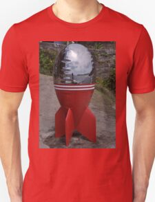 Blown Up,Sculptures By Sea,Australia 2015 T-Shirt