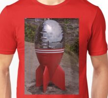 Blown Up,Sculptures By Sea,Australia 2015 Unisex T-Shirt