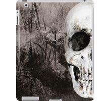 Dark Side Skull iPad Case/Skin