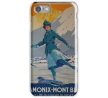 public-domain-images-the-first-winter-olympics- iPhone Case/Skin