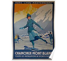 public-domain-images-the-first-winter-olympics- Poster