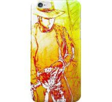 'M.J.' iPhone Case/Skin