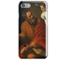 ST. MATTHEW iPhone Case/Skin