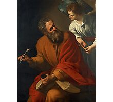 ST. MATTHEW Photographic Print