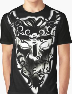 NEGATIVE GHOUL Graphic T-Shirt