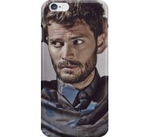 Handsome Jamie Dornan 2 iPhone Case/Skin