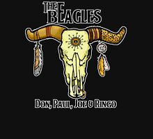 THE BEAGLES!! Don, Paul, Joe & Ringo! Womens Fitted T-Shirt
