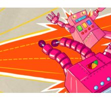 Yoshimi Battles the Pink Robots Sticker