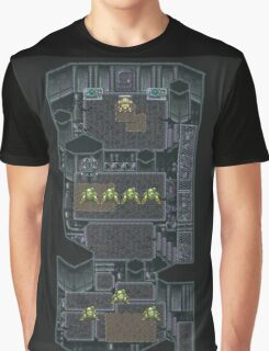 Proto Dome from Chrono Trigger Graphic T-Shirt
