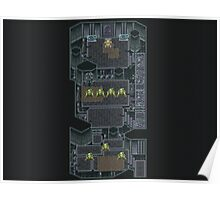 Proto Dome from Chrono Trigger Poster