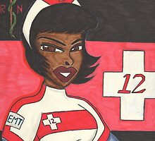 Nurse Laura by Ronald Woods