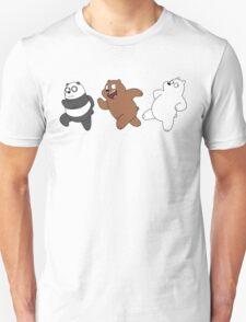 Bears Sneaking Unisex T-Shirt
