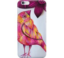 Pretty in pinks iPhone Case/Skin