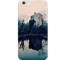 Wall on the Mirror iPhone Case/Skin