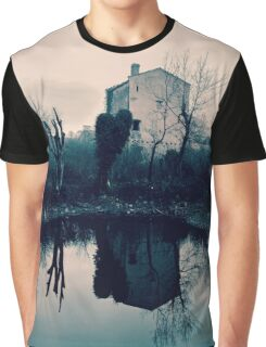 Wall on the Mirror Graphic T-Shirt