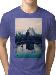 Wall on the Mirror Tri-blend T-Shirt