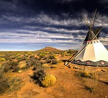 The Wigwam  by Rob Hawkins