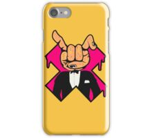 Mr. X iPhone Case/Skin