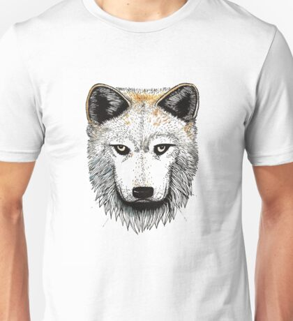 One Pack Wolf Unisex T-Shirt