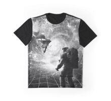 Through Wormhole Graphic T-Shirt