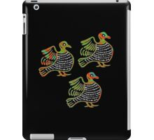GREEK DUCK iPad Case/Skin