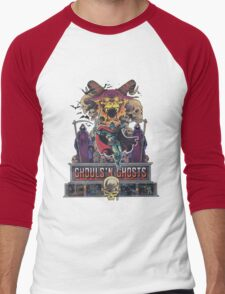 GHOULS'N GHOSTS Men's Baseball ¾ T-Shirt