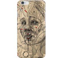 Glitch 10 iPhone Case/Skin