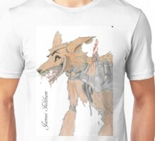Foxy fnaf 2 Fan Art Unisex T-Shirt