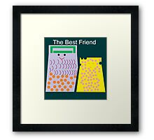 Special Cheese Framed Print