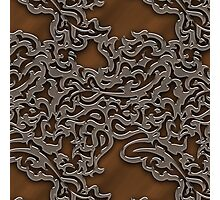Metal - copper embossing Photographic Print