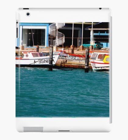 Transportation by Aruba  iPad Case/Skin