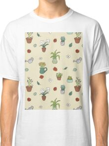 Cute Plants Classic T-Shirt
