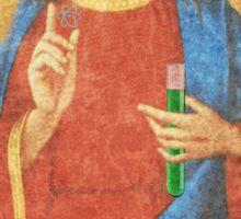 Pray for Science Sticker
