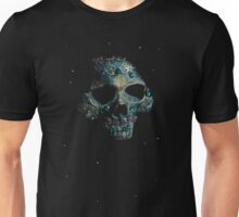 Holy Starman Skull Unisex T-Shirt