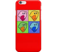 Kirby Colour iPhone Case/Skin