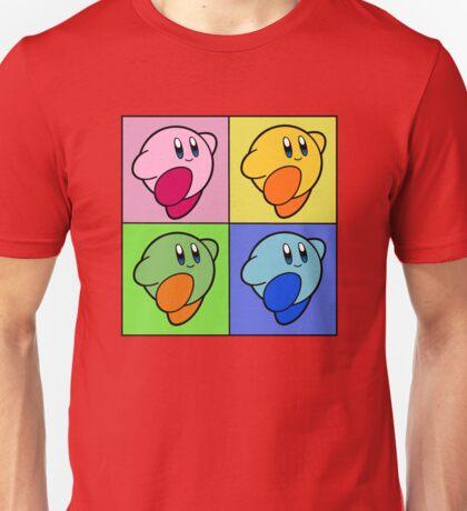Kirby Colour Unisex T-Shirt
