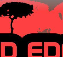Red Eden Martian Exo-Farming Sticker