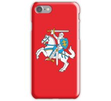 Lithuanian Coat of Arms iPhone Case/Skin