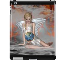An Angel Weeps iPad Case/Skin