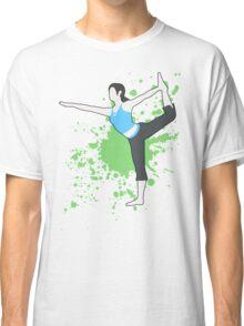 Wii Fit Trainer (Female) - Super Smash Bros  Classic T-Shirt