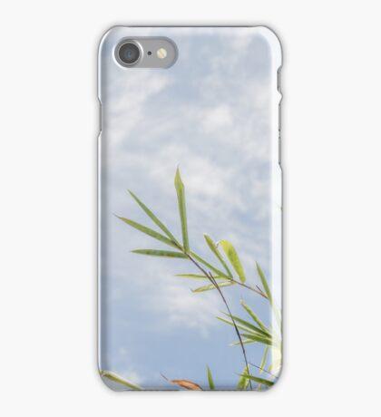 Bamboo Sky iPhone Case/Skin
