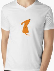 Orange doggy T-Shirt