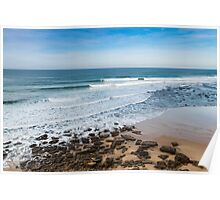 Seascape Ericeira Portugal Poster