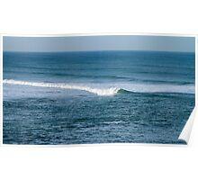 Atlantic ocean, Portugal Poster