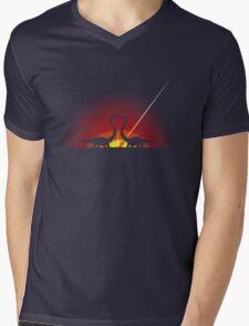 Prehistoric Passion Mens V-Neck T-Shirt