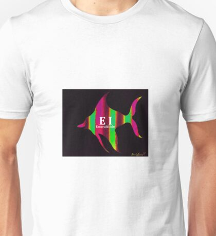 Striped Delight   (Emerald Isle) Unisex T-Shirt