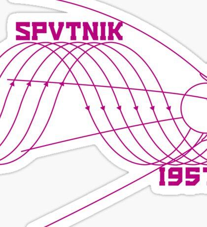 Sputnik 1 Sticker