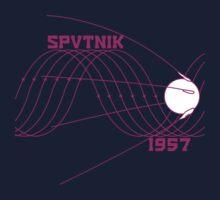 Sputnik 1 by MangaKid