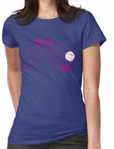 Sputnik 1 Womens Fitted T-Shirt